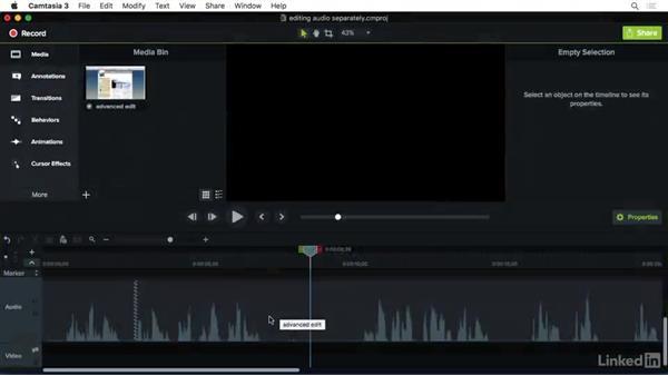 Welcome: Camtasia 3 for Mac Essential Training