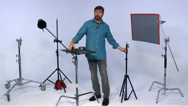 Lighting stands: Grip Gear for Photographers