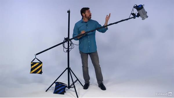 Boom stand: Grip Gear for Photographers