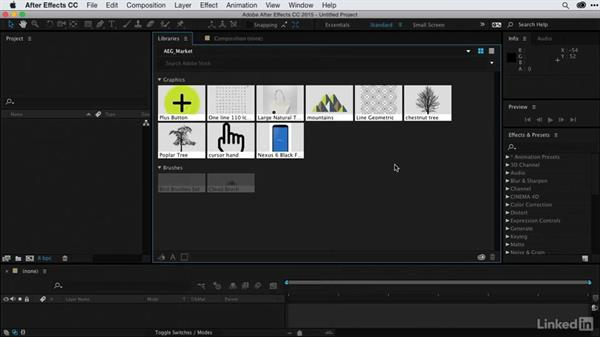 Deleting libraries: After Effects Guru: CC Market and Libraries