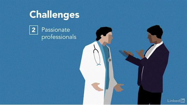 Overview of healthcare project challenges: Managing Healthcare Projects