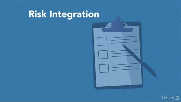 Assess and integrate project risks: Managing Healthcare Projects