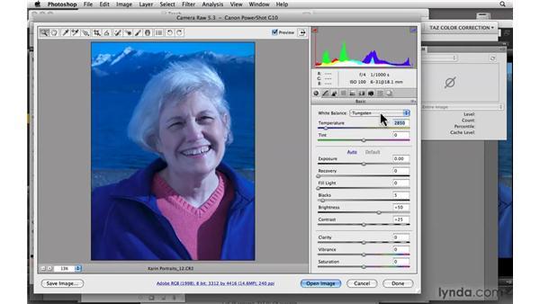 Understanding white balance: Photoshop CS4: Color Correction