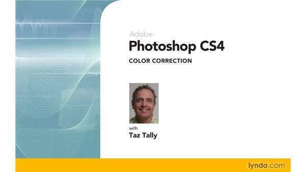 Goodbye: Photoshop CS4: Color Correction