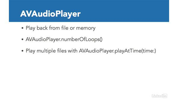 Introduction to AVAudioPlayer: AVFoundation Essentials for iOS with Swift