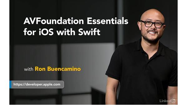 Next steps: AVFoundation Essentials for iOS with Swift