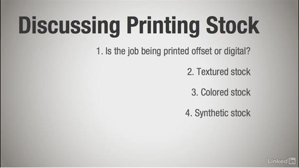 Communicating with your printer: Learning Print Production