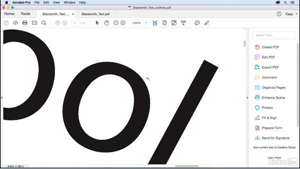 Text basics: Learning Print Production