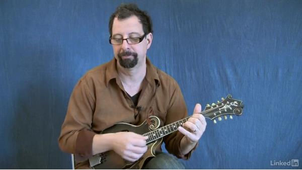 """Silent Night"" part 1: Mandolin Lessons with Mike Marshall: 4 Favorite Advanced Tunes"