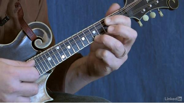 """Silent Night"" part 2: Mandolin Lessons with Mike Marshall: 4 Favorite Advanced Tunes"