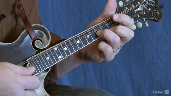 """Silent Night"" part 3: Mandolin Lessons with Mike Marshall: 4 Favorite Advanced Tunes"
