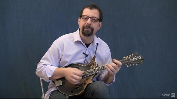 """""""Soldier's Joy"""" part 3: Variations: Mandolin Lessons with Mike Marshall: 4 Favorite Advanced Tunes"""