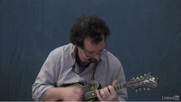"""Auld Lang Syne"" key of A: Performance 2: Mandolin Lessons with Mike Marshall: 4 Favorite Advanced Tunes"
