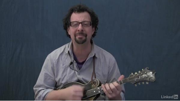 """Auld Lang Syne"" key of G: Performance: Mandolin Lessons with Mike Marshall: 4 Favorite Advanced Tunes"