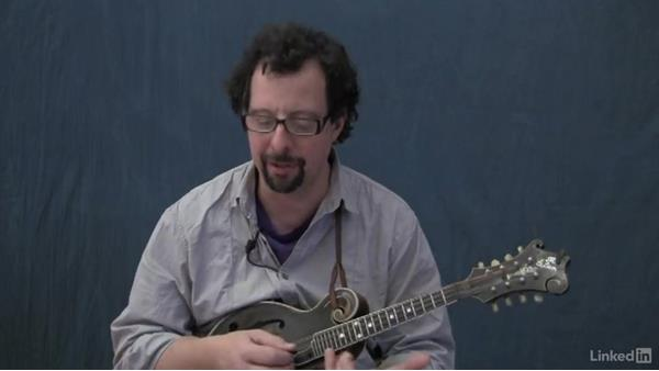 """Auld Lang Syne"" melody: Mandolin Lessons with Mike Marshall: 4 Favorite Advanced Tunes"