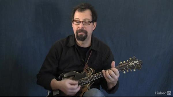 Circle of fifths part 2: Using the circle to find 2-5-1s: Mandolin Lessons with Mike Marshall: 4 Favorite Advanced Tunes
