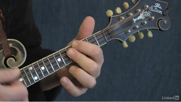 Circle of fifths part 3: 2-5-1 in G, fingering ideas: Mandolin Lessons with Mike Marshall: 4 Favorite Advanced Tunes