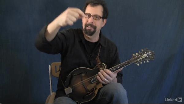 Circle of fifths part 4: Around the circle in 2-5-1: Mandolin Lessons with Mike Marshall: 4 Favorite Advanced Tunes