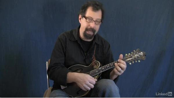 Circle of fifths part 5: Finding 2-5-1s using chromatics: Mandolin Lessons with Mike Marshall: 4 Favorite Advanced Tunes