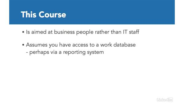 Who this course is for: SQL for Data Reporting and Analysis