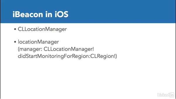 Broadcast and monitor beacons in iOS: Deliver Location-Based Notifications with iBeacons in iOS
