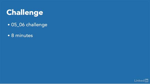 Challenge: Apply references: Word 2010: Prepare for the Microsoft Office Specialist Certification Exam (77-881)