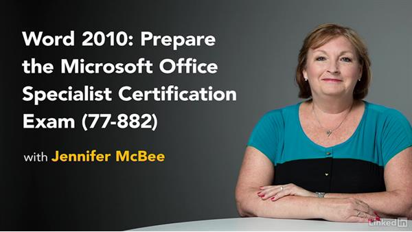 Next steps: Word 2010: Prepare for the Microsoft Office Specialist Certification Exam (77-881)