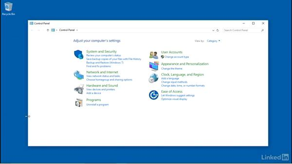 Install additional features or languages: Windows 10: Implementation