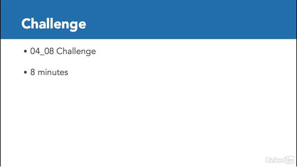 ✓ Challenge: Create forms: Access 2010: Prepare for the Microsoft Office Specialist Certification Exam (77-885)