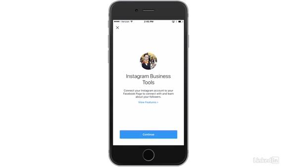 Creating an Instagram business account: Instagram for Business