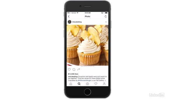 Interacting with the Instagram community: Instagram for Business