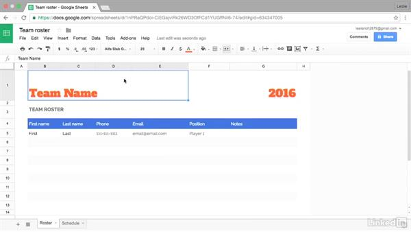 Browse the template gallery to get started: Google Sheets Advanced Tips and Tricks