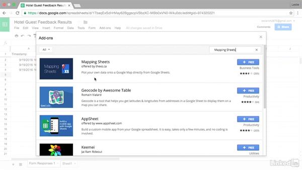 Browse the add-on library: Google Sheets Advanced Tips and Tricks