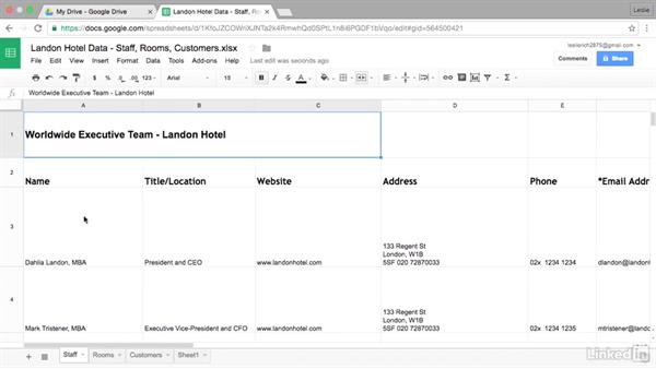 Convert Excel files to Google Sheets from Drive: Google Sheets Advanced Tips and Tricks