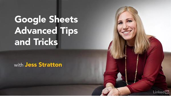 Next steps: Google Sheets Advanced Tips and Tricks