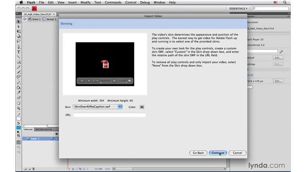 Adding a video to the digital magazine: InDesign CS4: Interactive Documents and Presentations