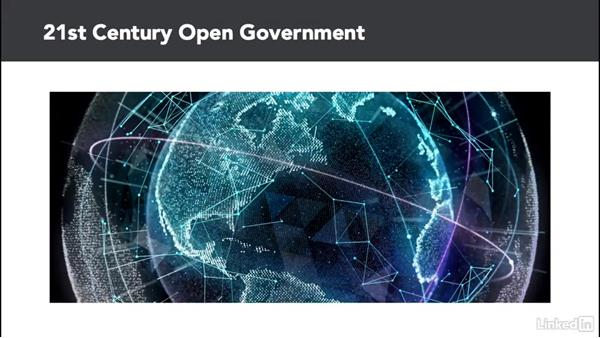 Welcome: Open Data: Unleashing Hidden Value