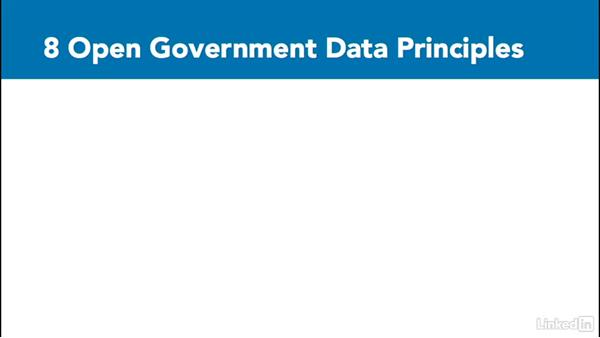Open government in the 21st century: Open Data: Unleashing Hidden Value