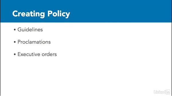 Creating policy: Open Data: Unleashing Hidden Value