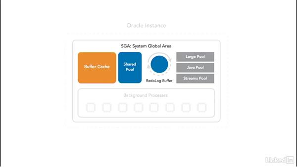 System global area: Oracle 12c Database Administration Fundamentals