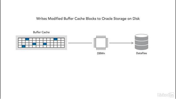 Database writer: Oracle 12c Database Administration Fundamentals