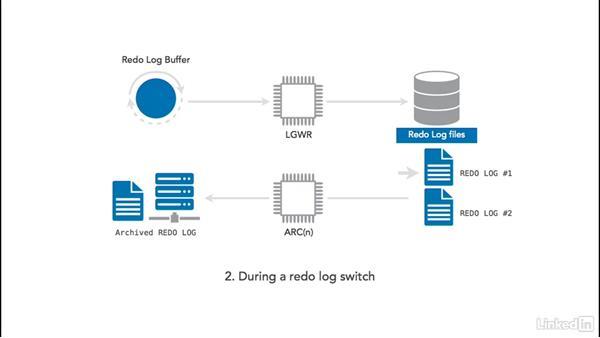 Log writer: Oracle 12c Database Administration Fundamentals