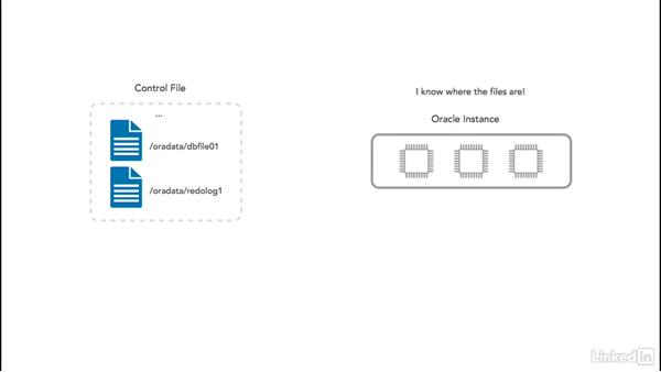 Control files: Oracle 12c Database Administration Fundamentals