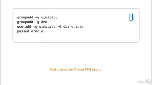 Prerequisites for installation: Oracle 12c Database Administration Fundamentals