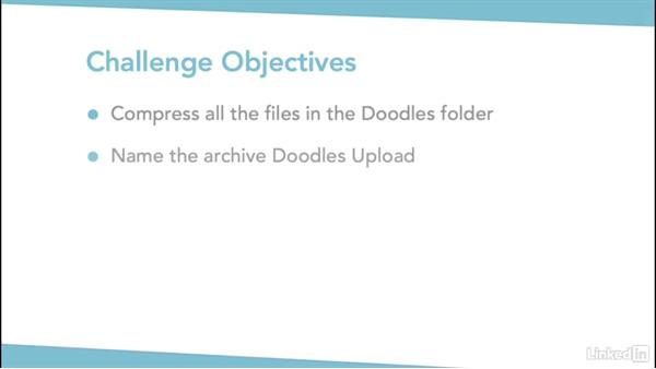Challenge: Creating an archive: Organizing Files and Folders in Windows 10
