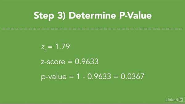 Significance test for proportions: Statistics Fundamentals - Part 2: Intermediate