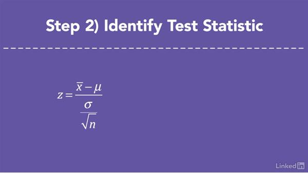 Significance test for means (acceptance sampling): Statistics Fundamentals - Part 2: Intermediate