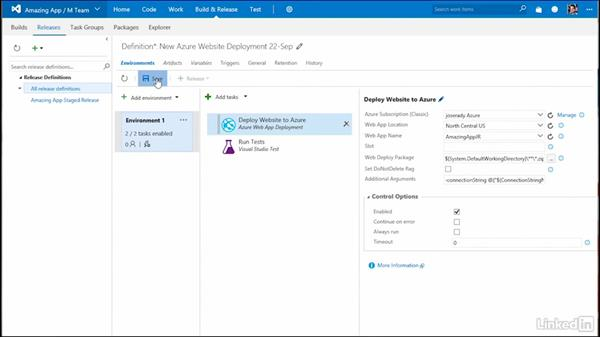 Welcome: Visual Studio Team Services: The Basics