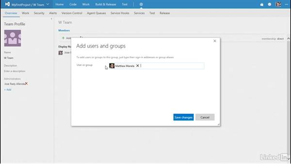 Get started with VSTS: Visual Studio Team Services: The Basics