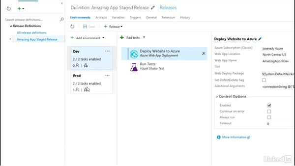 Azure and VSTS: Visual Studio Team Services: The Basics